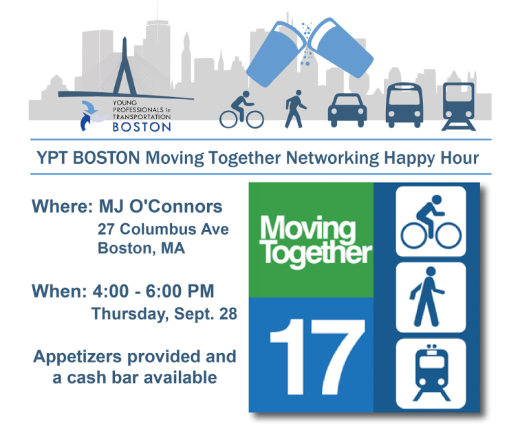 Moving Together Happy Hour