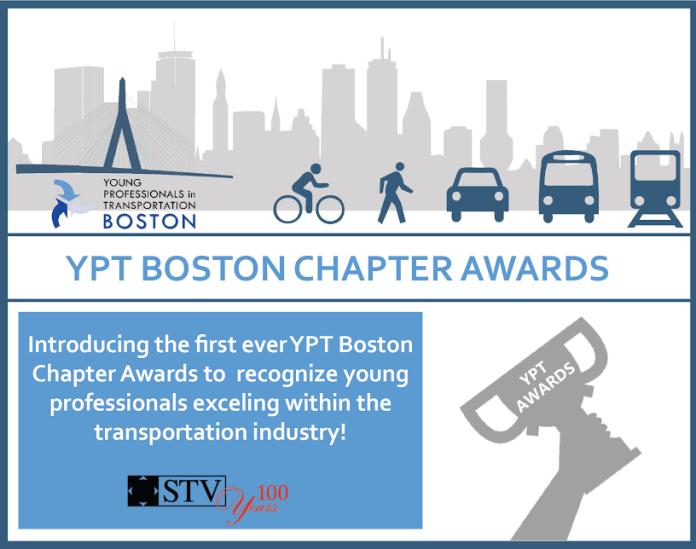 YPT Boston Awards + Sponsor