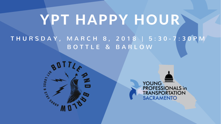 YPT Happy Hour - March 8 2018