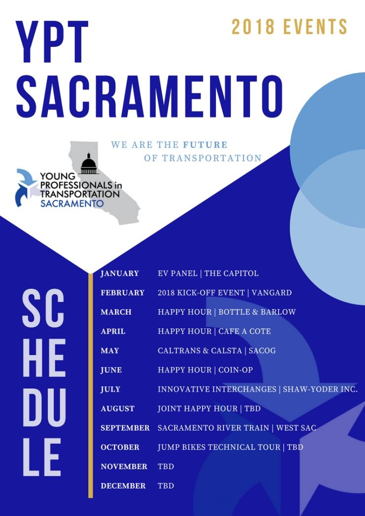 Events Schedule 1